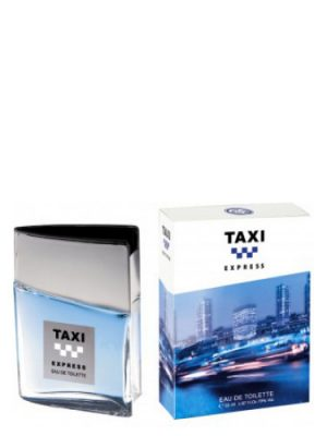 TAXI Express Christine Lavoisier Parfums