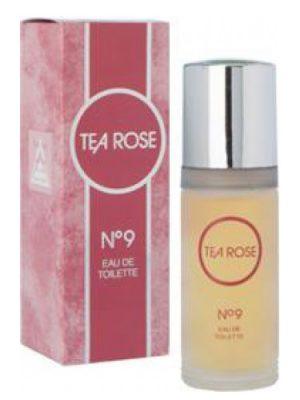 Tea Rose Milton Lloyd