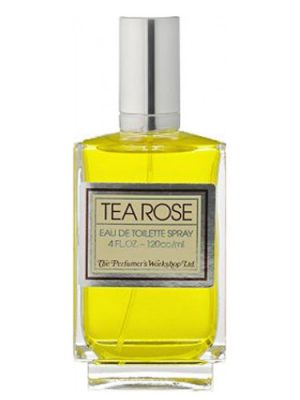 Tea Rose Perfumer's Workshop