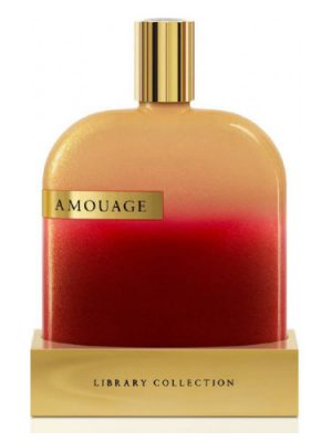 The Library Collection Opus X Amouage
