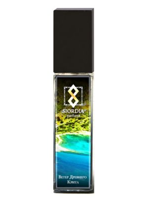 The Wind of Ancient Crete (Ветер Древнего Крита) Siordia Parfums