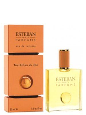 Tourbillon de thé Esteban
