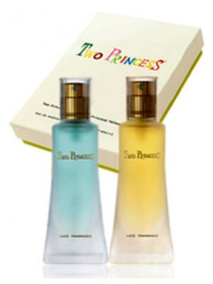 Two Princess Green Luce Fragrance