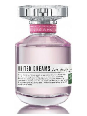 United Dreams Love Yourself  Benetton