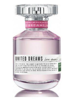 United Dreams Love Yourself  Benetton