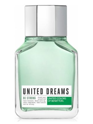 United Dreams Men Be Strong  Benetton