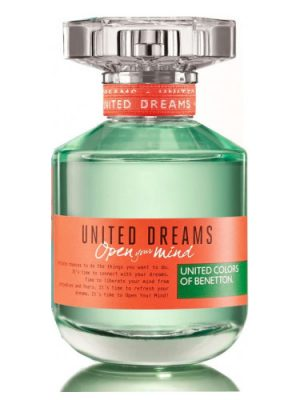 United Dreams Open Your Mind Benetton