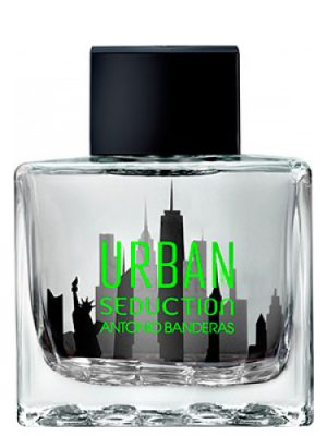 Urban Seduction in Black Antonio Banderas