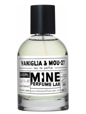 Vaniglia & Mou-27 Mine Perfume Lab