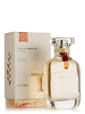 Vanilla Ambrette Cologne Thymes
