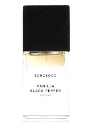 Vanilla Black Pepper Bohoboco