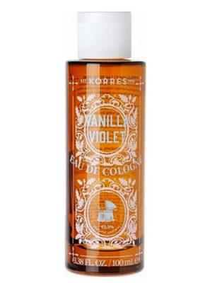 Vanilla Violet Eau de Cologne  Korres