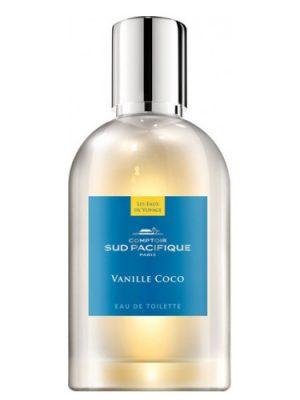 Vanille Coco Comptoir Sud Pacifique