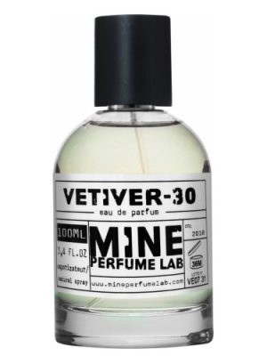 Vetiver-30 Mine Perfume Lab
