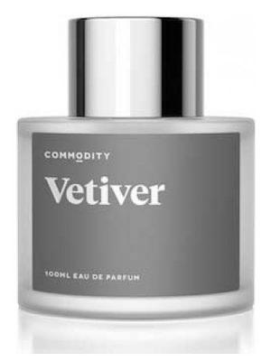 Vetiver Commodity