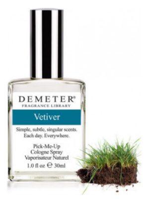 Vetiver Demeter Fragrance