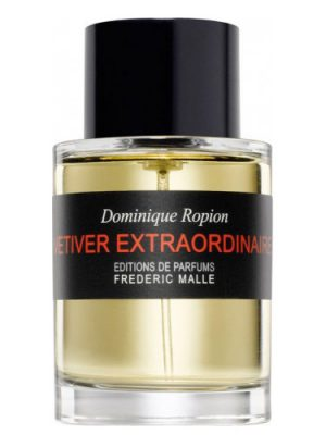 Vetiver Extraordinaire Frederic Malle
