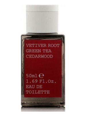 Vetiver Root Green Tea Cedarwood Korres