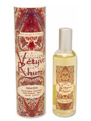 Vetyver Rhum Provence & Nature