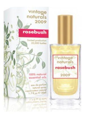 Vintage Naturals 2009 Rosebush Demeter Fragrance