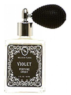 Violet Melissa Flagg Perfume