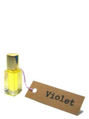Violet Perfume Oil Scent by the Sea