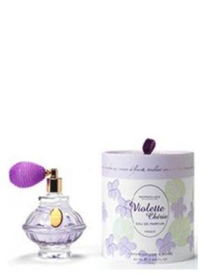 Violette Cherie Parfums Berdoues