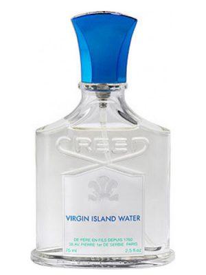 Virgin Island Water Creed
