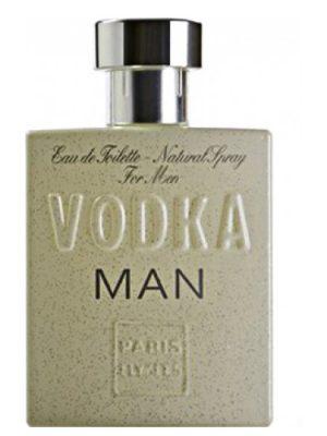 Vodka Man Paris Elysees