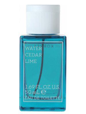 Water Cedar Lime Korres