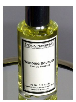 Wedding Bouquet Anglia Perfumery