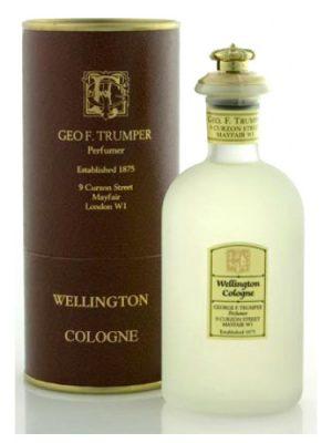 Wellington Cologne Geo. F. Trumper