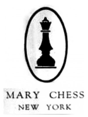 White Lilac Mary Chess