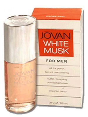 White Musk Jovan