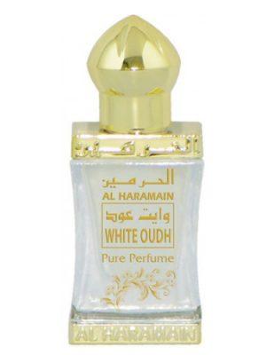 White Oudh Al Haramain Perfumes
