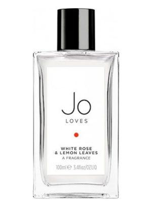 White Rose & Lemon Leaves Jo Loves