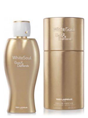 White Soul Gold & Diamonds Ted Lapidus