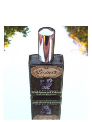 Wild Spruce and Tobacco Pirouette
