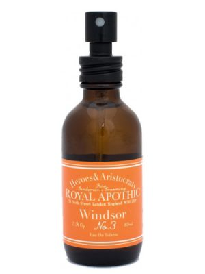Windsor No.3 Royal Apothic
