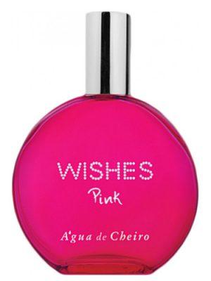 Wishes Pink Água de Cheiro