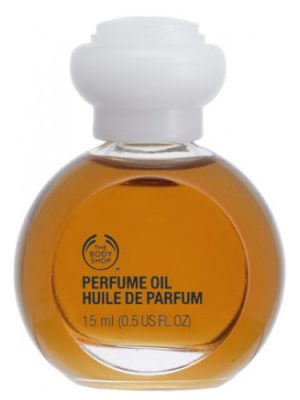 Woody Sandalwood Perfume Oil The Body Shop