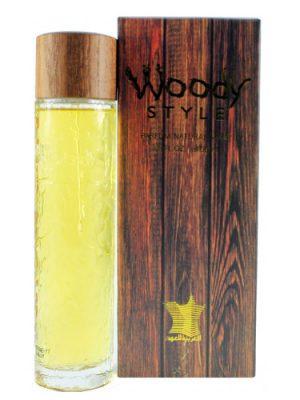 Woody Style Arabian Oud