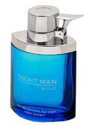 Yacht Man Blue Myrurgia