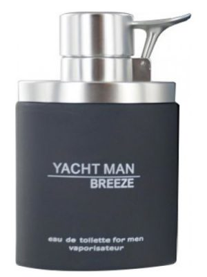 Yacht Man Breeze Myrurgia