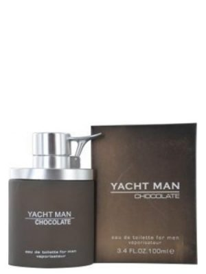 Yacht Man Chocolate Myrurgia