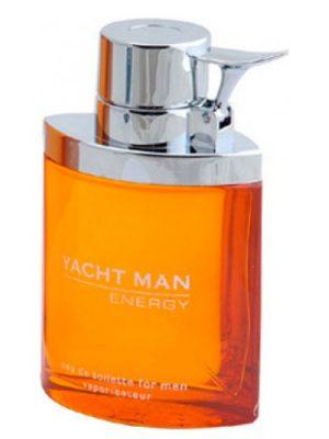 Yacht Man Energy Myrurgia