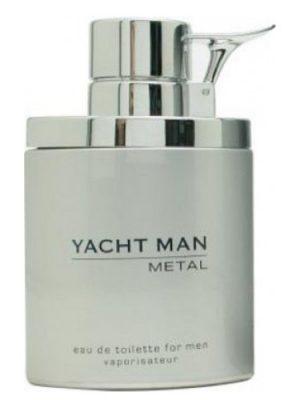 Yacht Man Metal Myrurgia