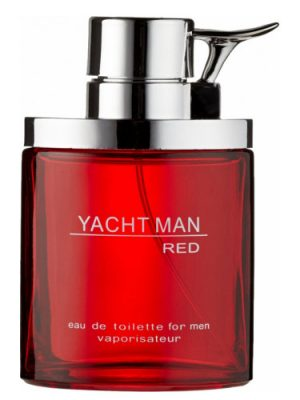 Yacht Man Red Myrurgia