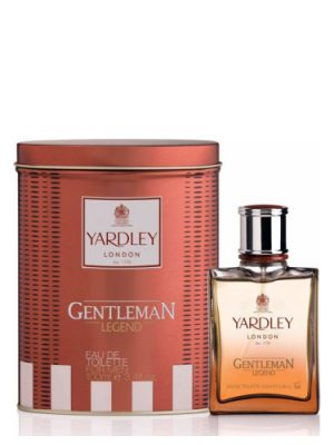 Yardley Gentleman Legend Yardley