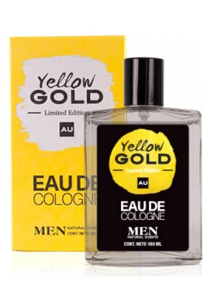 Yellow Gold Eau de Cologne Natural Scents